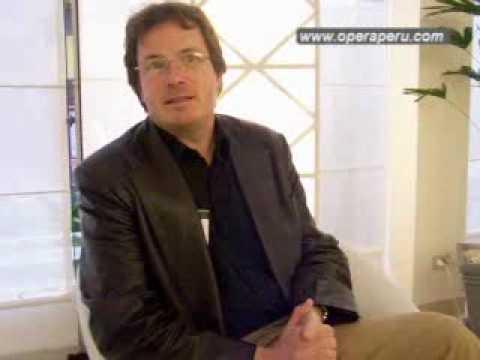 Interview Concierto en homenaje a Richard Wagner